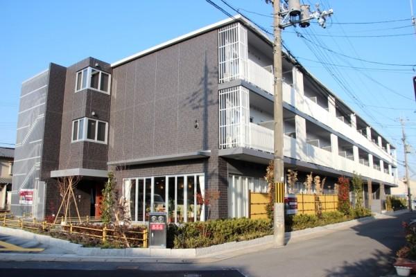 グランメゾン迎賓館京都嵐山新築工事