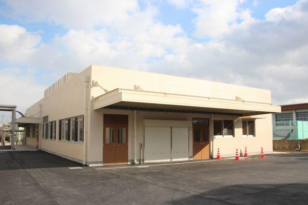 高槻市立第二中学校給食棟増築機械設備工事1