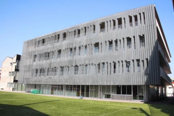 洛陽総合高等学校 校舎新築工事(Ⅰ期)