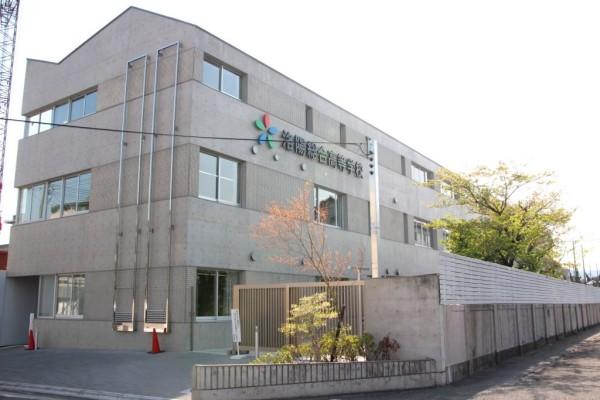 洛陽総合高等学校 校舎新築工事(Ⅱ期)