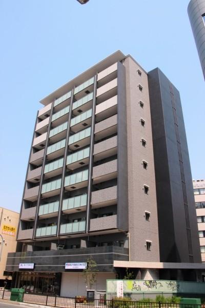 レジデンス 櫂 枚方駅前新築工事
