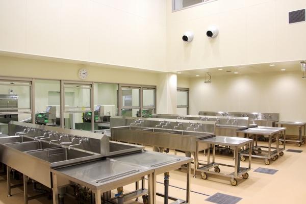 交野市立学校給食センター新築工事