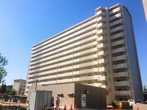 大阪府営堺竹城台4丁第1期高層住宅新築工事