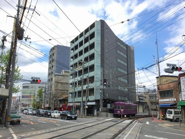 京福西院ビル新築工事