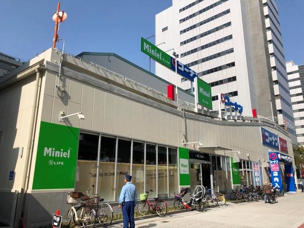 ホームセンターコーナン西本町店新築工事