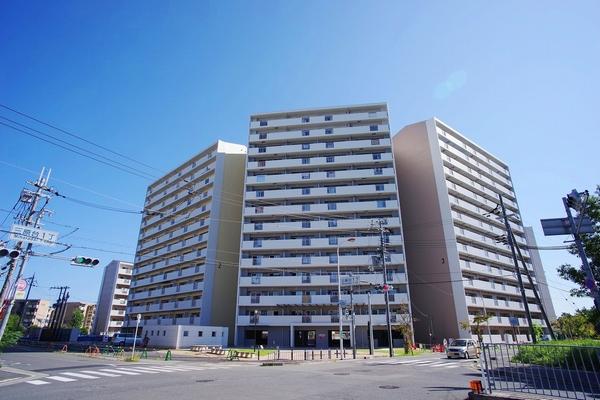 大阪府営堺三原台第1期高層住宅新築工事(第2工区)