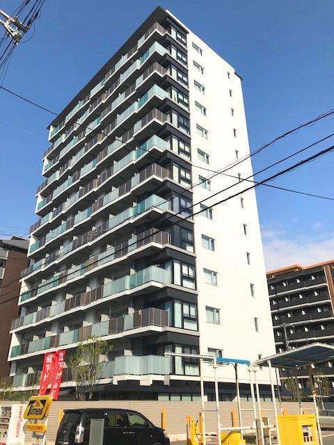 CITY CURRENT SHIN-OSAKA新築工事