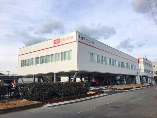 ダイハツ工業㈱多田工場事務所棟増築工事