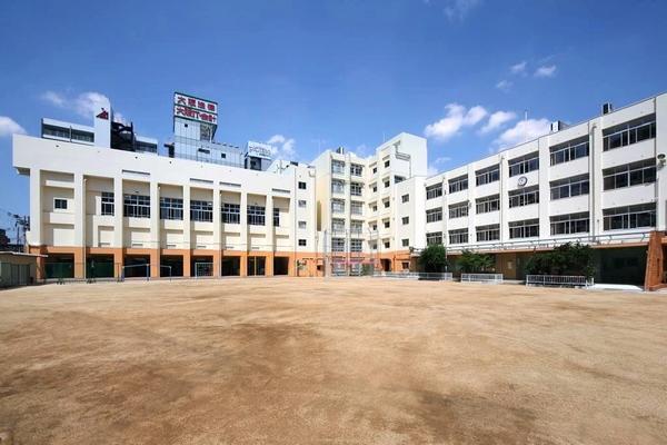 上福島小学校増築その他機械設備工事