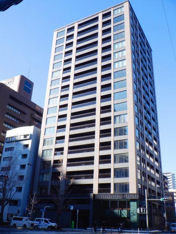 ワコーレ大阪新町タワーレジデンス新築工事